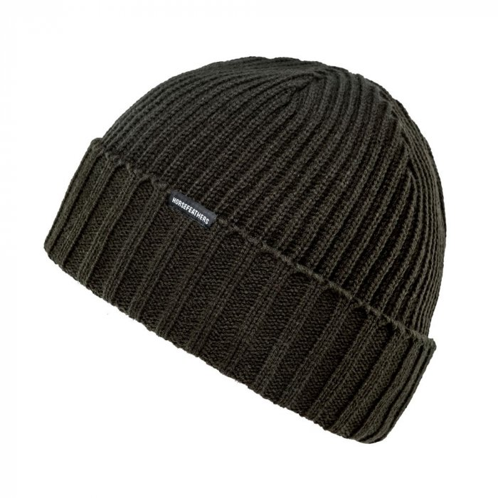 detail CHASY BEANIE (olive)