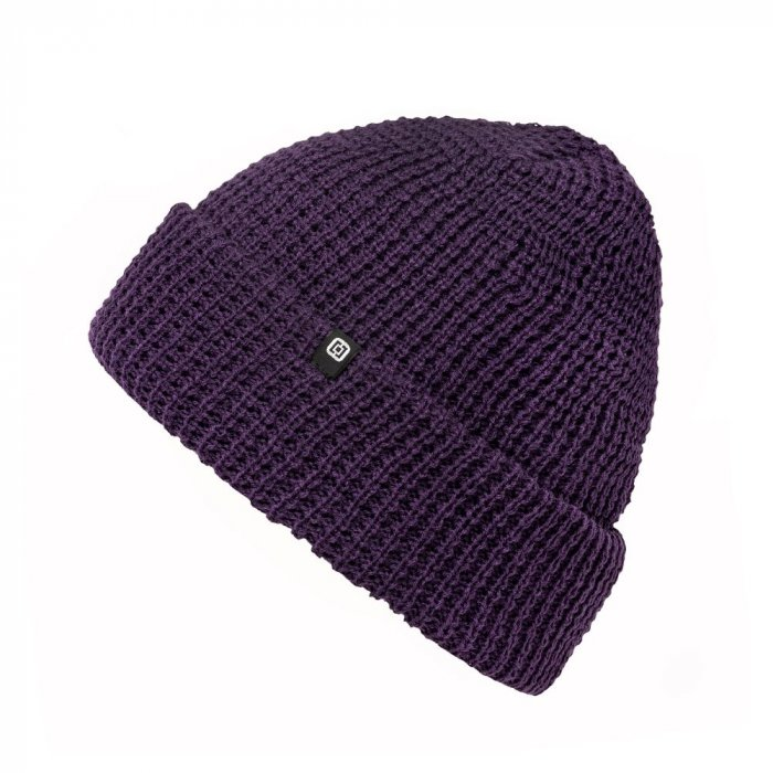 detail ROLA BEANIE (grape)