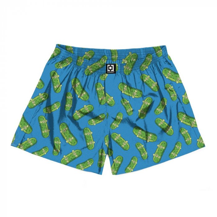 detail MANNY BOXER SHORTS (pickles)