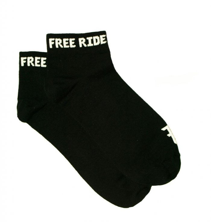 detail RIDER´S FR SOCKS SUMMER ( BLACK )