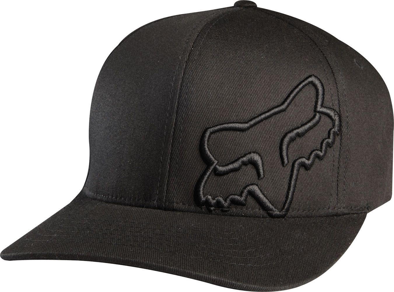 detail Pánská čepice Fox Racing Flex 45 Flexfit Hat Black